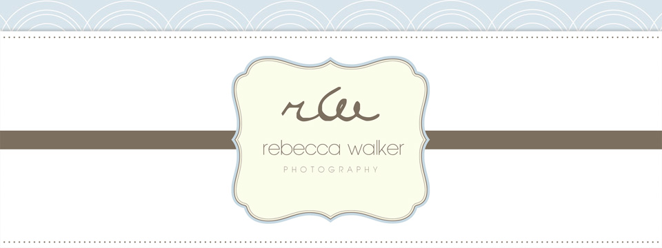 Rebecca Walker Photography logo